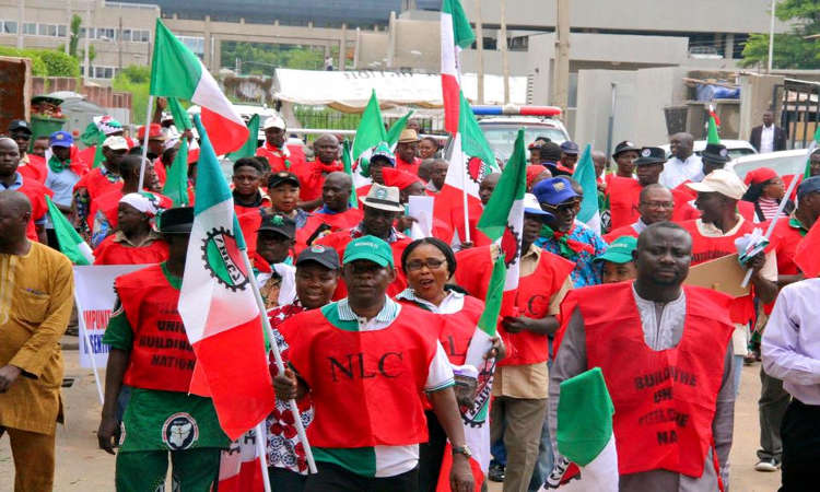 Labour Urges Nigerians To Prepare Ahead Of Tomorrow's Strike