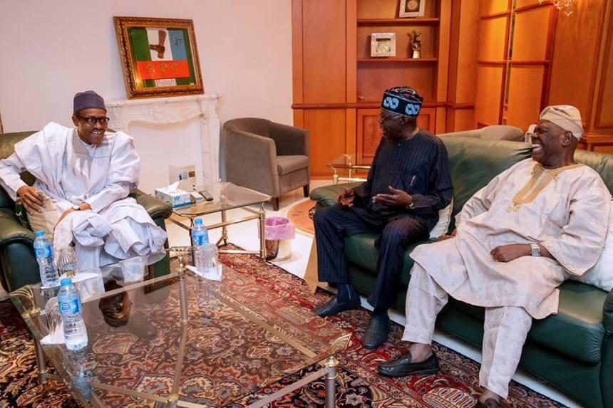 What Tinubu Said About Lagos APC Primary After Meeting Buhari