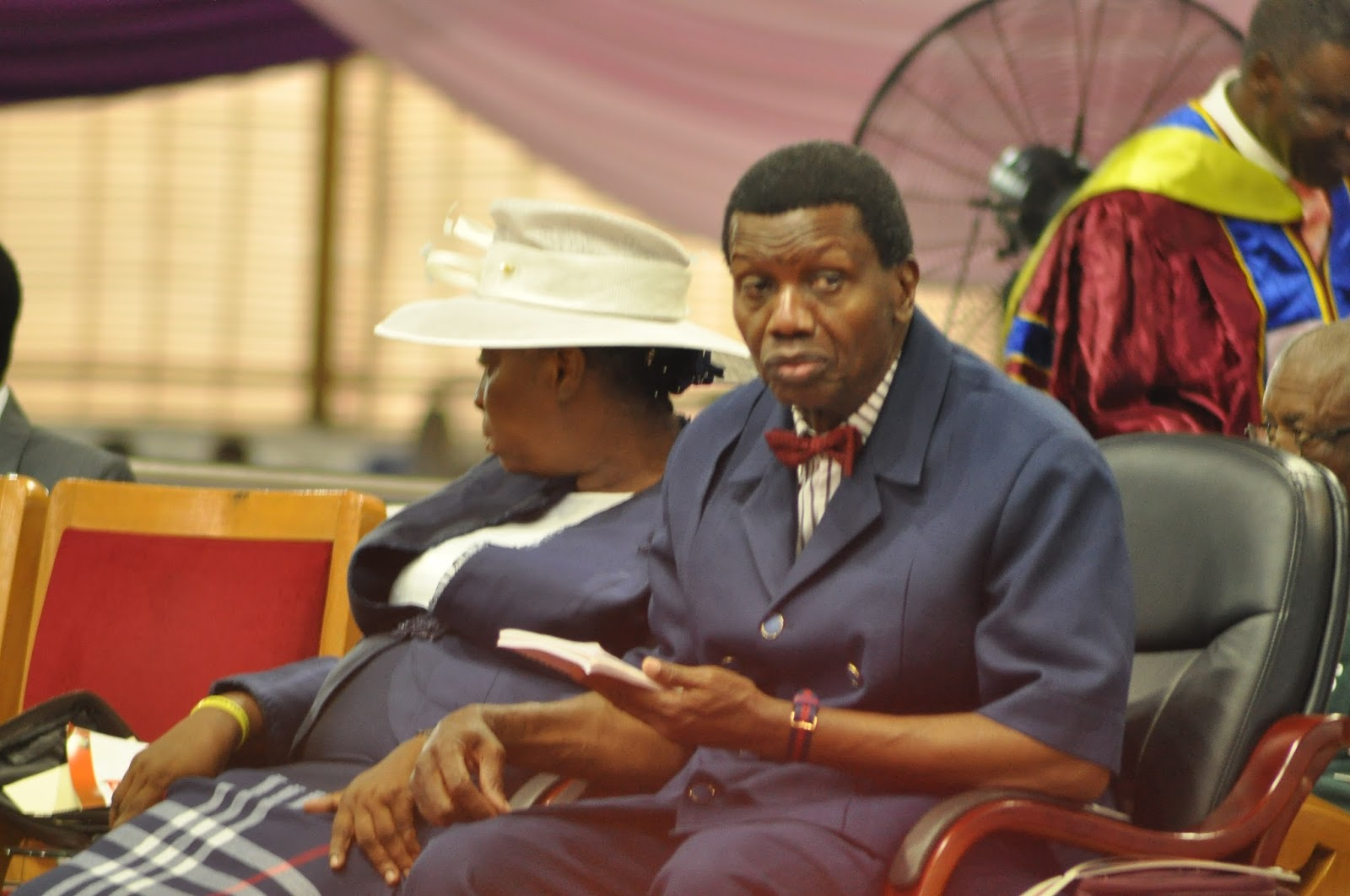 RUGA Settlement: Pastor Adeboye Breaks Silence On Protest Against Him