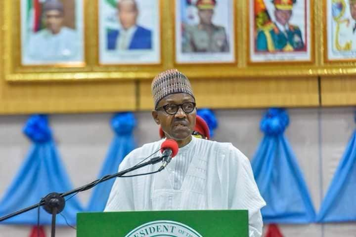 In preparing for the deal day 'May 29', the president has promised once again not to let Nigerians down, saying he is conscious of the weight of responsibility on his shoulders.