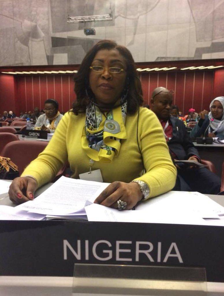 Funke Adedoyin, House Of Reps Member Dies