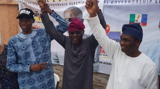 Lagos APC Announces Hamzat As Sanwo-Olu's Running Mate