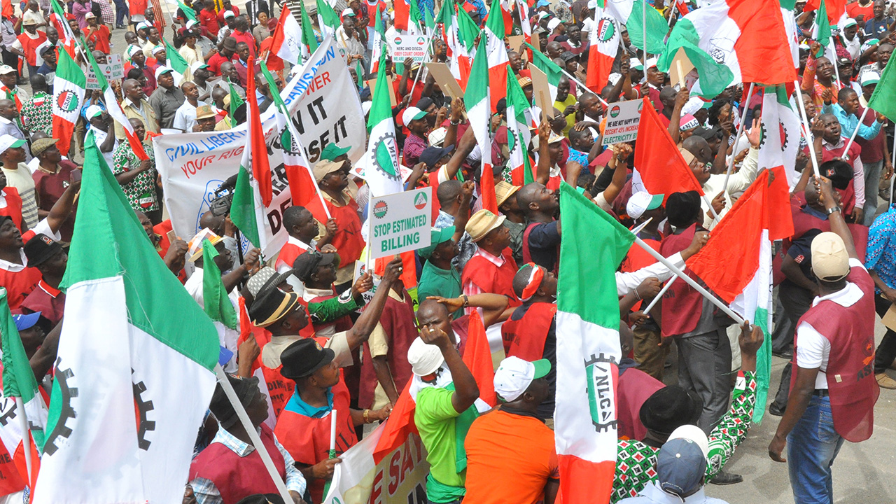 Breaking: NLC Demands N66,500 As New Minimum Wage