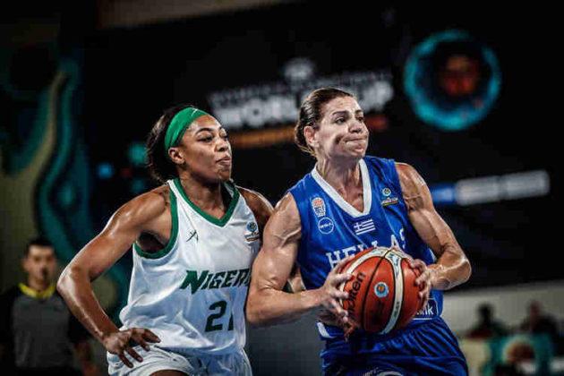D'Tigress Beat Greece To Qualify For #FIBAWWC2018 Quarter Final
