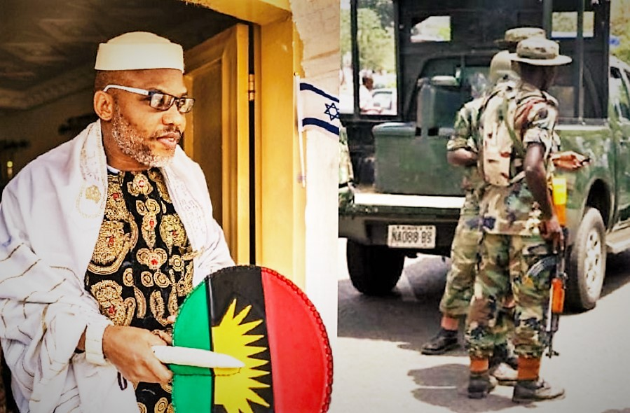 Nnamdi Kanu: Military To Carryout Another Operation In Southeast
