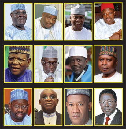 Full Results Of PDP Presidential Primary Election
