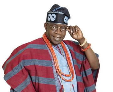 Group Challenges Tinubu Over Rumoured 2023 Presidential Ambition