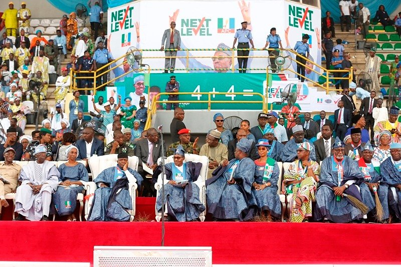APC Accuses Amosun Of Sponsoring Attack On Buhari, Others