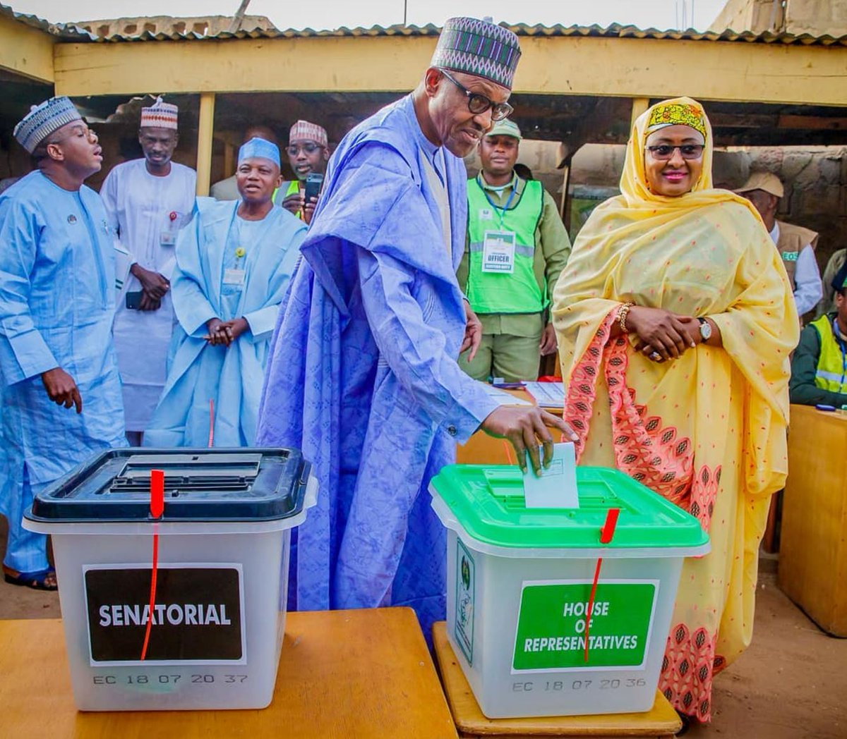 #NigeriaDecides2019: Checkout Election Results From Polling Units