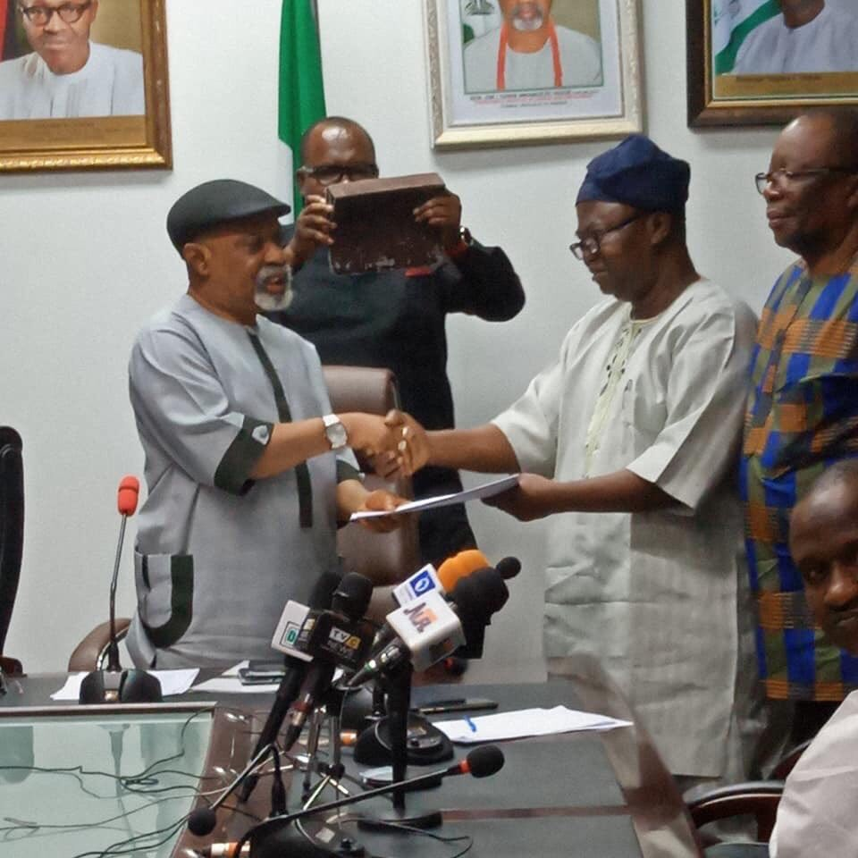 ASUU Strike: Lecturers Threaten Buhari Government
