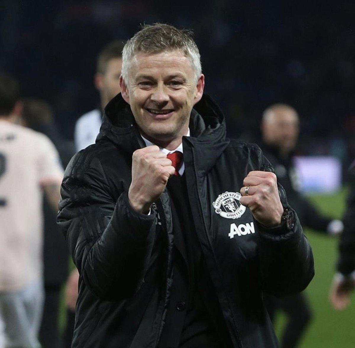 Breaking: Manchester United Appoint Solskjaer As Full-Time Manager