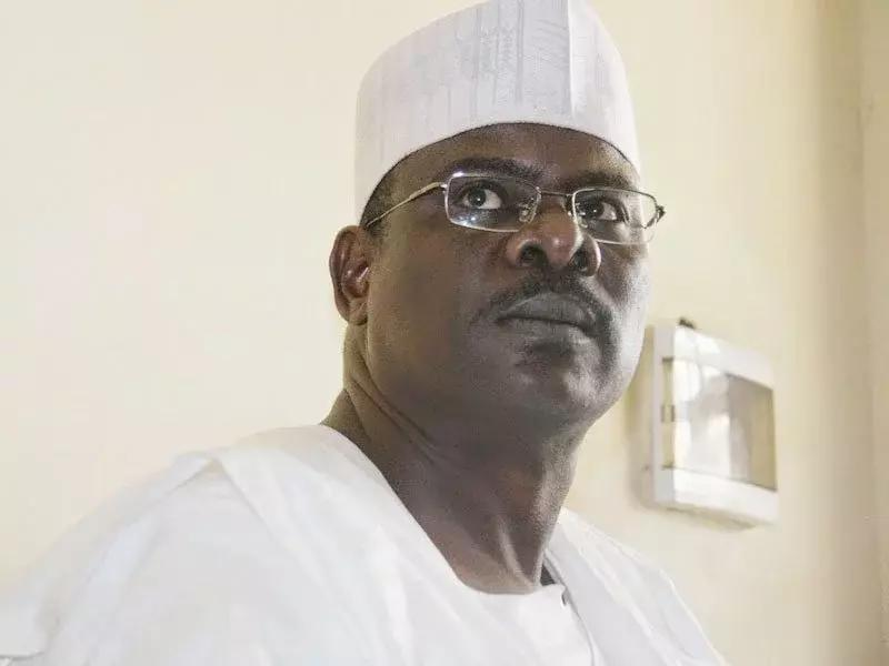 Buhari Gave Me Go-ahead To Become Senate President, Says Ndume
