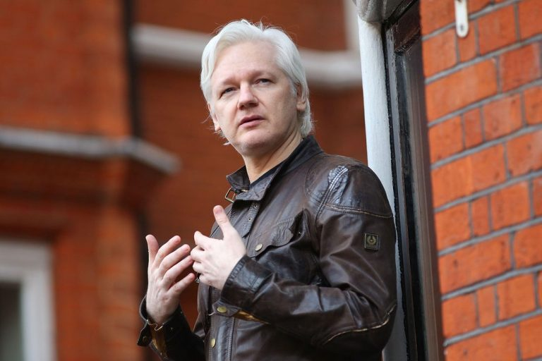 Wikileaks Co-founder Assange's Ecuador Citizenship Withdrawn