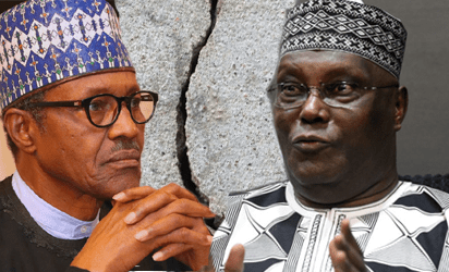 President Muhammadu Buhari has said he will quit power if the Election Tribunal declares Atiku Abubakar as the winner of the 2019 elections.