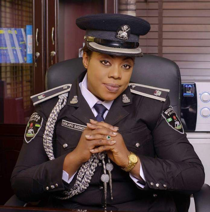 Celebrity police officer, Dolapo Badmus, who was until her recent re-deployment, the Zone 2 Police Public Relations Officer, has been appointed to a new post.