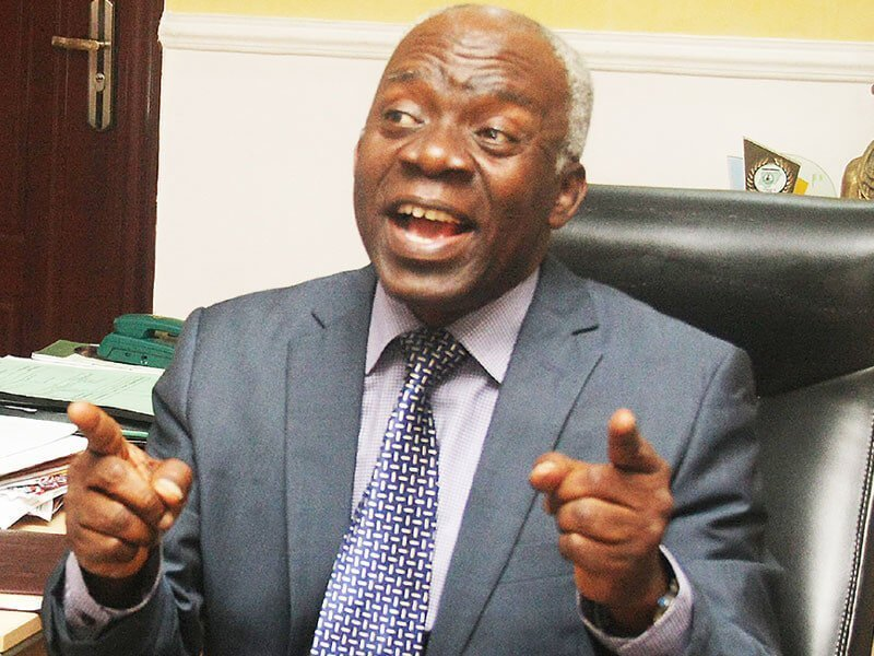 See Why Falana Threatened Lawsuit Against NHRC