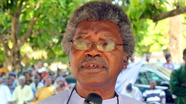 Former Chairman of Northern Elders' Forum (NEF), Paul Unongo, urged the Ndi-Igbo to organise themselves as Nigerians, and not Igbo, to canvass support for their ambition to occupy the position of Nigeria's President come 2023.