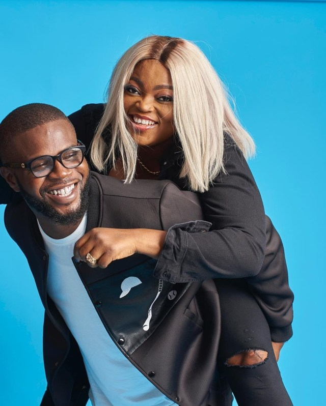 Awarding-winning Nollywood actress, Funke Akindele-Bello aka Jenifa, has said it is unacceptable for her friends to feel so cozy with her husband that they start exchanging casual phone calls or text messages.