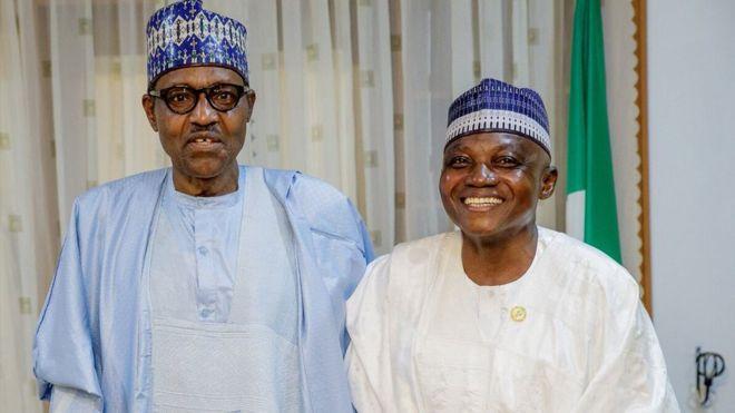 Garba Shehu Laud Buhari After Onnoghen's Conviction