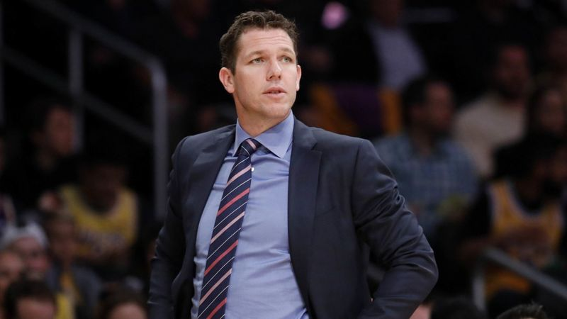 NBA head coach Luke Walton is being sued by a woman who alleges he forced himself on her at a Santa Monica, California hotel, according to US media reports Monday.