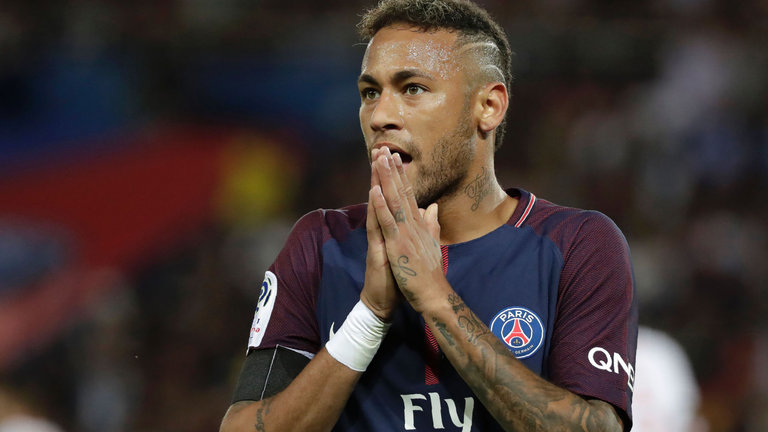 Paris Saint-Germain forward, Neymar, has finally revealed his intention to leave PSG for another club.