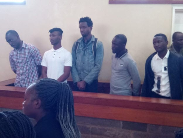 Kenya's Govt Arrest 33 Nigerians