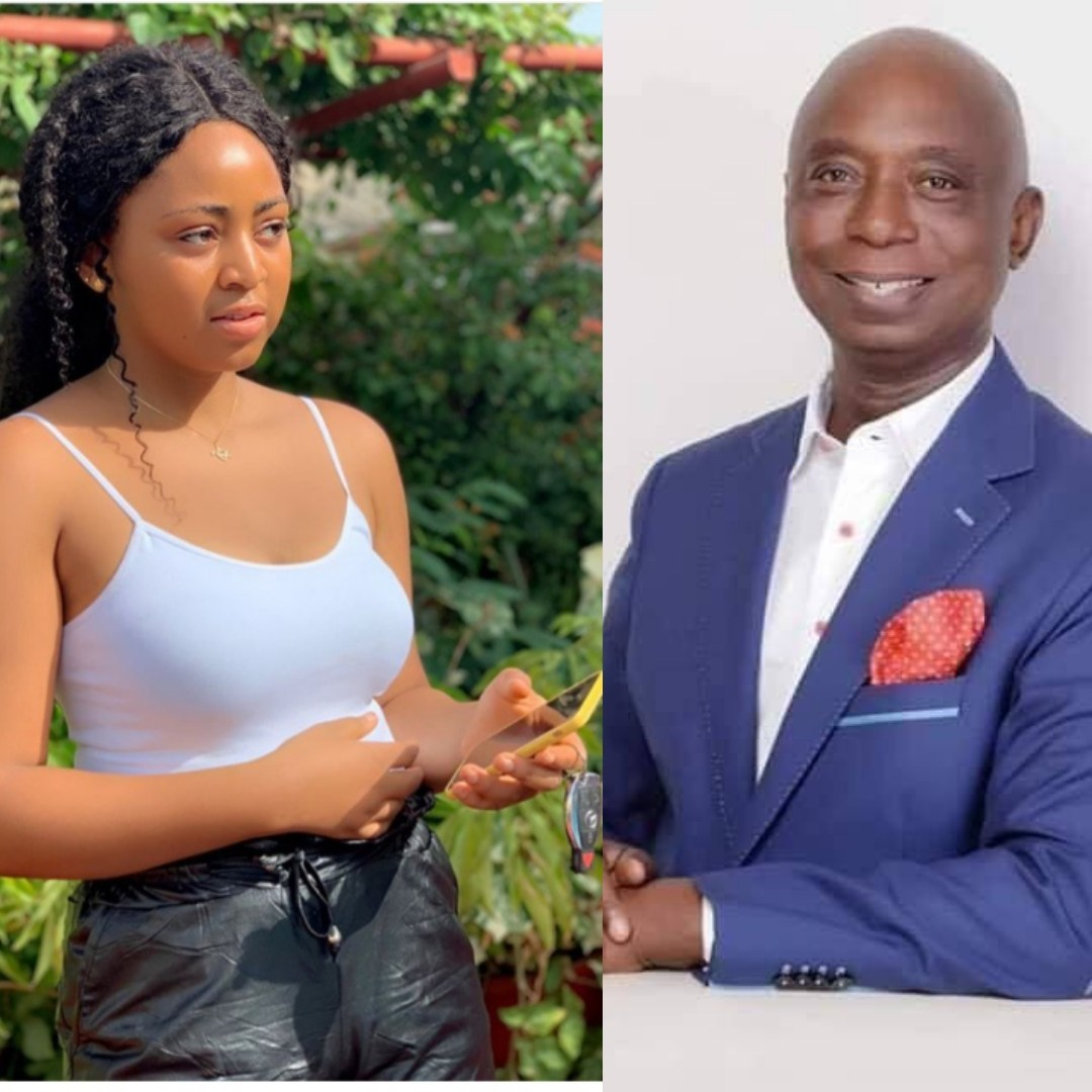 Teenage Nollywood actress, Regina Daniels has refuted the reports which says that she secretly married Billionaire, Ned Nwoko in Asaba.