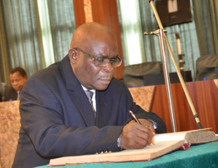 President Muhammadu Buhari has accepted the voluntary retirement from service of Justice Walter Onnoghen as Chief Justice of Nigeria (CJN) effective from May 28, 2019.