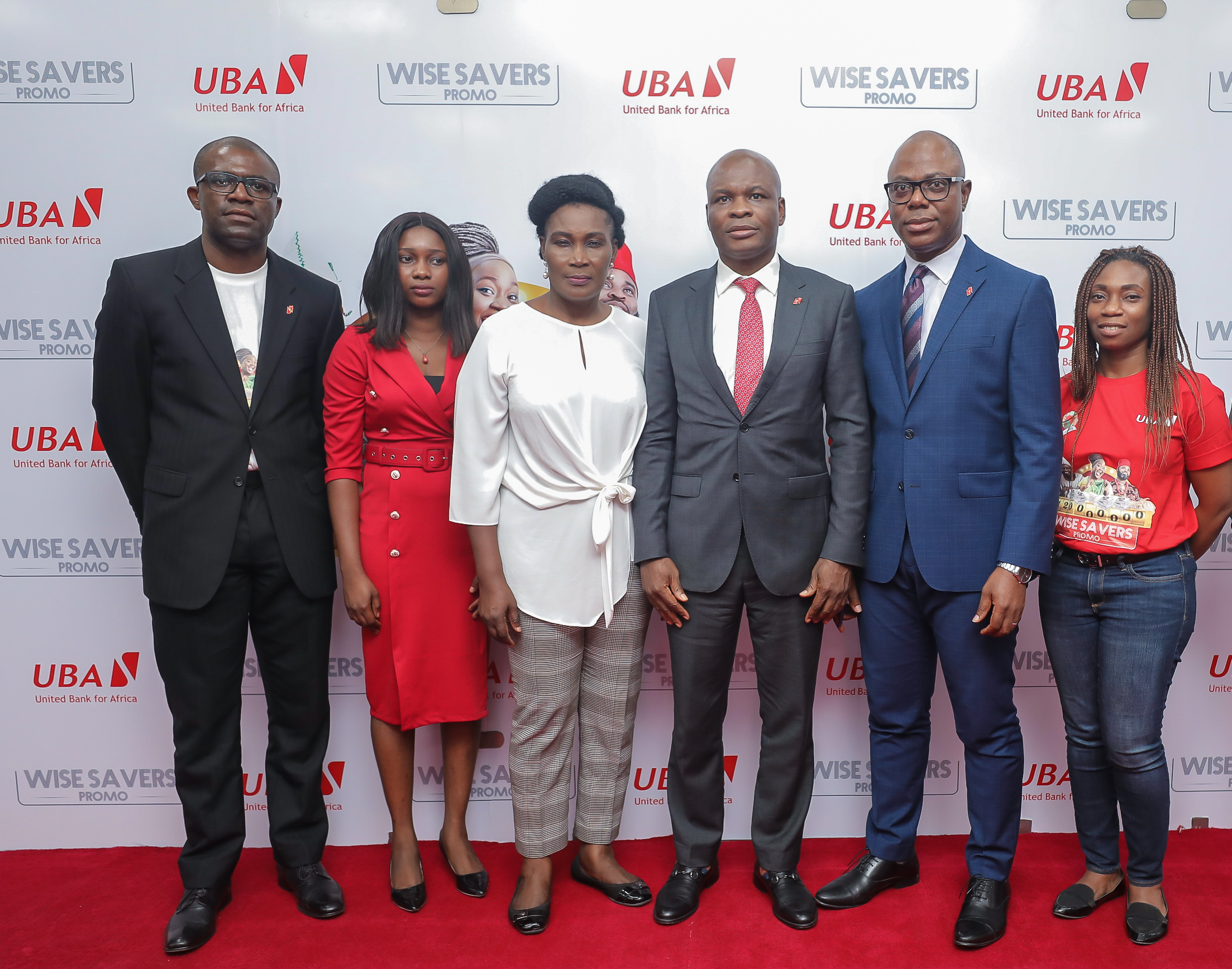 The United Bank for Africa (UBA) has rewarded another 20 customers who emerged winners in the second quarterly draw of the UBA Wise Savers Promo with N1.5 million each, bringing the total amount won by 40 customers so far to N60 million.
