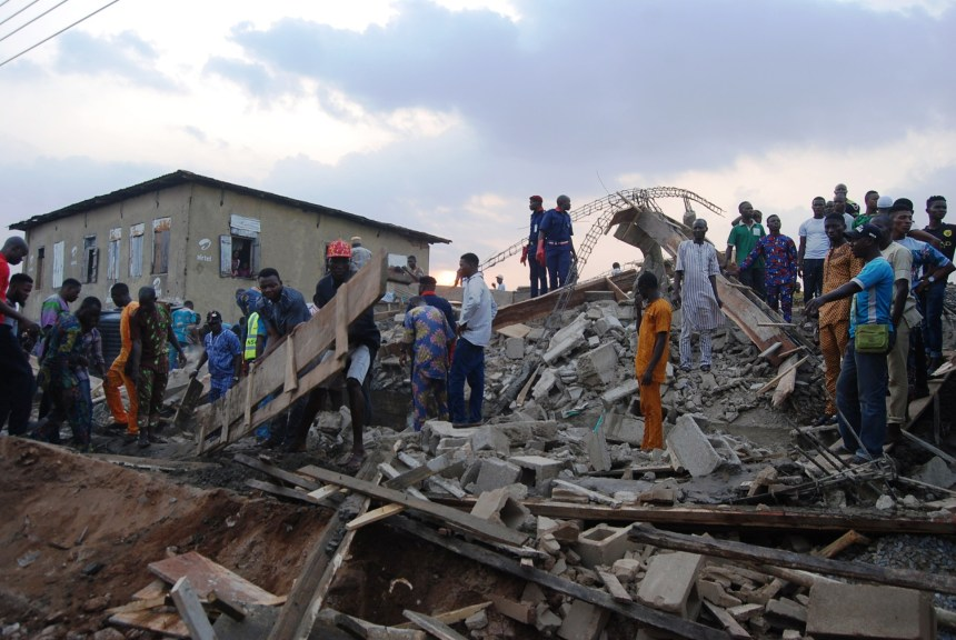 The Lagos State Building Control Agency has said that it has pulled down 30 out of the 80 distressed buildings marked for demolition on Lagos Island.