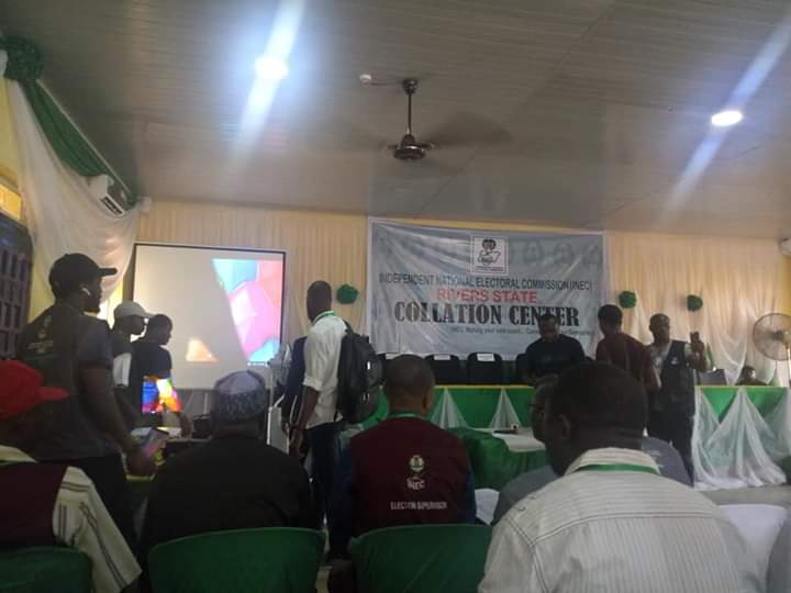 Live Updates Of Rivers Governorship Election Results As Declared By INEC