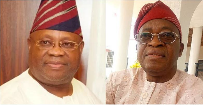 "Africa News24 reports that Justice Hannatu Sankey, while delivering the lead judgement on Thursday, set aside the entire proceedings of the Tribunal which gave victory to Sen. Adeleke because of its ""faulty composition""."