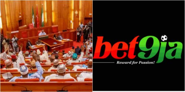 Nigerians have expressed their dissatisfaction against the Senate's threat to shut down football betting company, Bet9ja for failing to honor an invitation.
