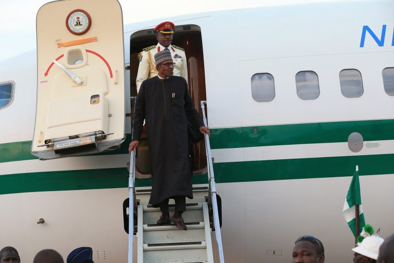 President Buhari Departs Saudi Arabia For Nigeria (Video)