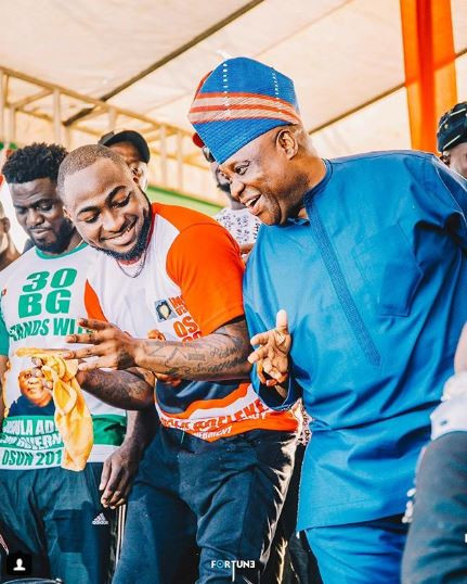 Music star Davido has shared his thought via his Instagram page expressing his disappointment at the ruling of the appeal court where he lost to the incumbent governor, Gboyega Oyetola. According to him, this is not the end of the journey as he thinks there will be a victory when the case shifts to the Supreme court.