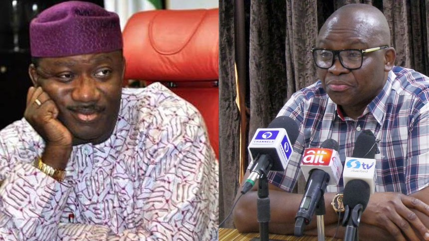 The ex-governor of Ekiti State, Mr Ayodele Fayose has wished the State Governor, Dr Kayode Fayemi well on his election as the Chairman, Nigeria Governors' Forum (NGF).