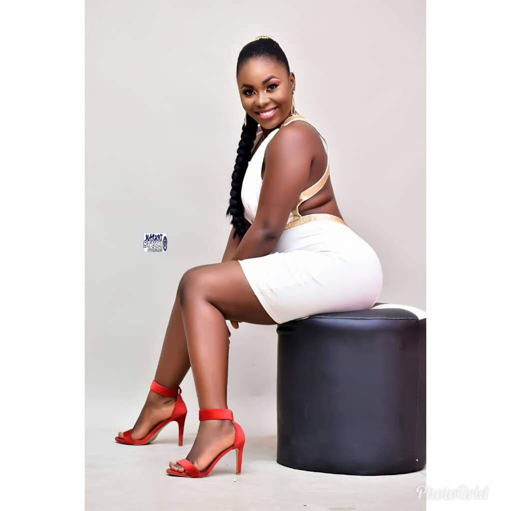 Fast-rising Nollywood actress, Alexander Ofurhie has revealed in a recent interview that she would love to have a sex role with popular actor Alex Ekubo.