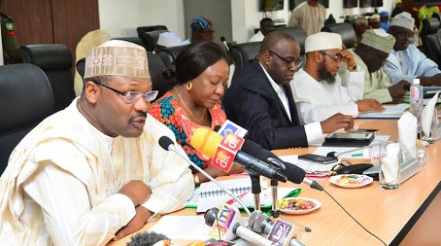 The Independent National Electoral Commission (INEC), on Friday, held a meeting over the Supreme Court judgement on the general elections held in Zamfara State.