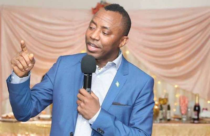 The Pan-Niger Delta Forum (PANDEF) has called for the immediate release of Convener of 'Revolution Now' movement and publisher of Sahara Reporters, Omoyele Sowore.