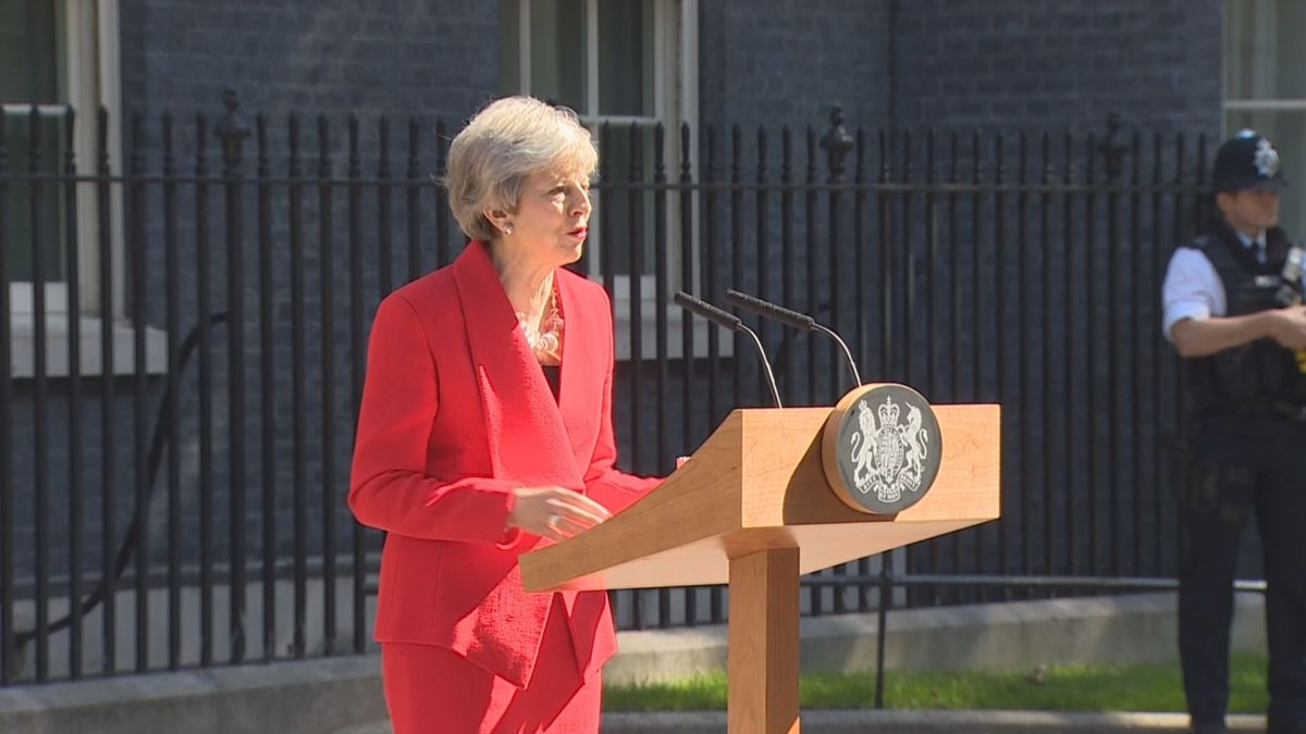Brexit Deal: Theresa May To Resign June 7, See Reaction