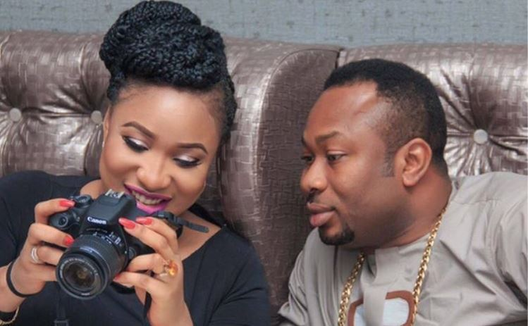 Video: 'Churchill Is A Yahoo Boy, Ritualist', Tonto Dikeh Roasts Ex-Husband