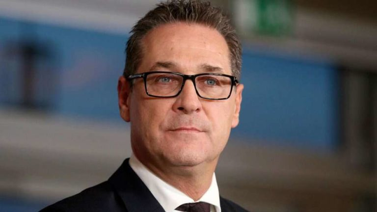 Austrian vice-chancellor Heinz-Christian Strache says he is resigning after two German newspapers published footage of him apparently offering lucrative government contracts to a potential Russian benefactor.