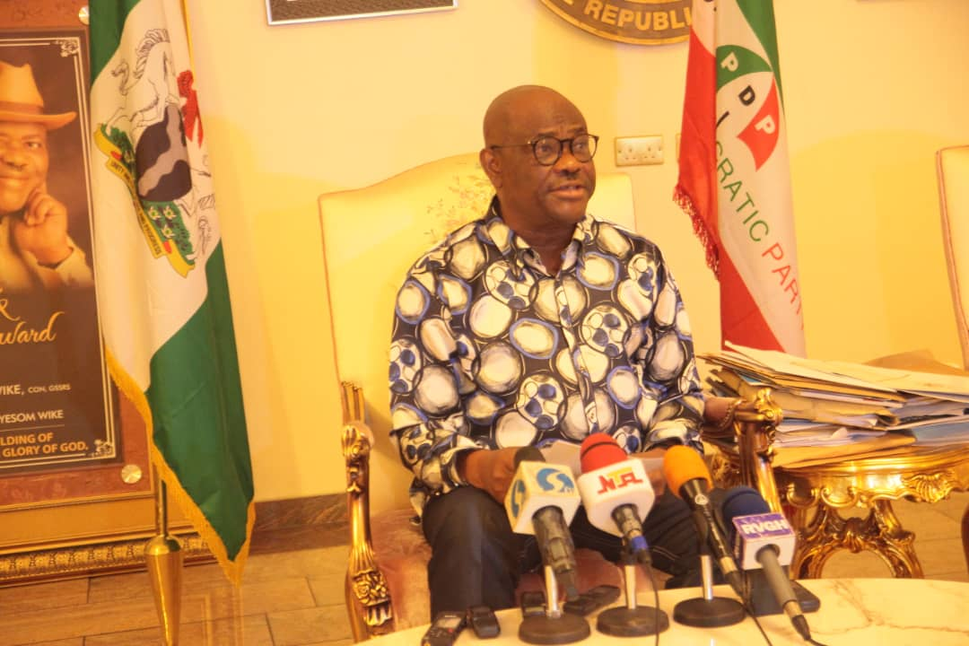 Governor Nyesom Wike of Rivers State on Sunday told the Chairman of the Nigeria Governors' Forum, Governor Kayode Fayemi, that he has nothing against Islam or any faith.