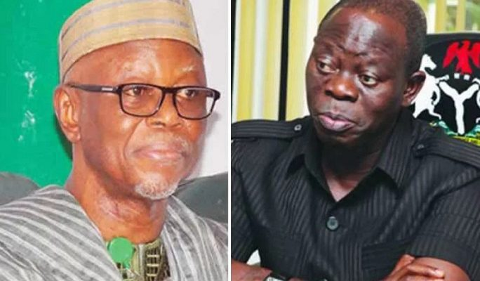 The crisis within the All Progressives Congress (APC),has, taken a new dimension, as the party's National Working Committee (NWC) told aggrieved members to join the Peoples Democratic Party (PDP), just as it accused the immediate past national chairman, Chief John Odigie-Oyegun, of accommodating impunity in the party.