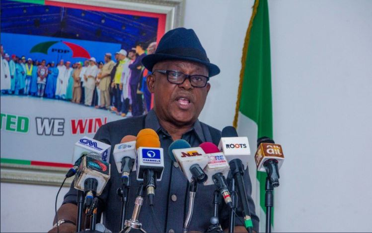 "The National Chairman of Peoples Democratic Party (PDP), Uche Secondus has challenged President Muhammadu Buhari of the All Progressives Party (APC) not to ""run the country into recession again with his know-it-all attitude""."