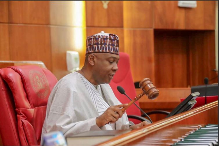 The 8th Nigerian Senate Assembly inaugurated on June 9, 2015, today came to an end as its valedictory session was held paving way for the inauguration of the 9th National Assembly.