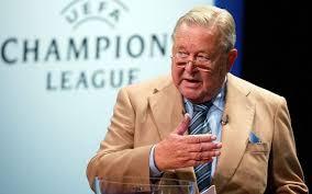 Ex-UEFA President Johansson Dies At 89