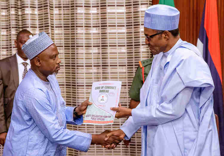 The Code of Conduct Bureau (CCB) has said it would not reveal details of President Muhammadu Buhari's asset to the Socio-Economic Rights and Accountability Project (SERAP).