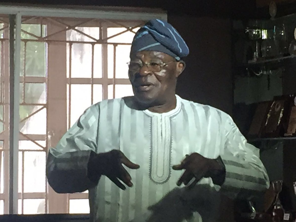 Oyo: I Dought Makinde's Competence- APC Chairman