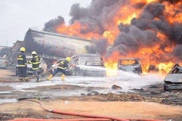 Ijegun ExplosionUpdate: Ten Victims Confirmed Dead